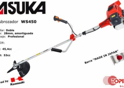 ASUKA TJ45 - TJ53