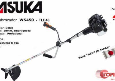 ASUKA TLE48