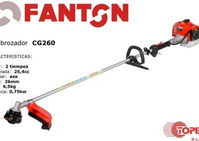FANTON CG260