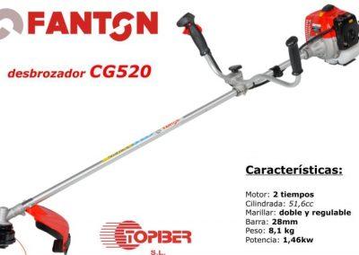 FANTON CG520